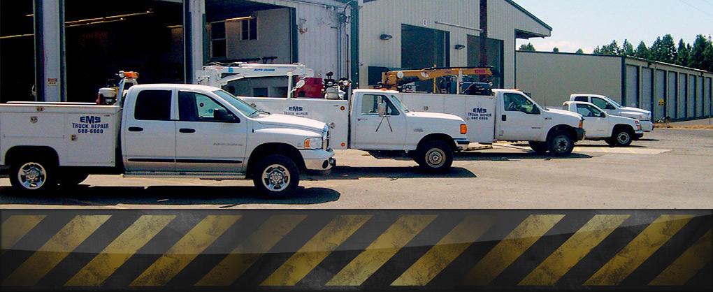 Truck Repair & Fleet Service - EMS-Repair